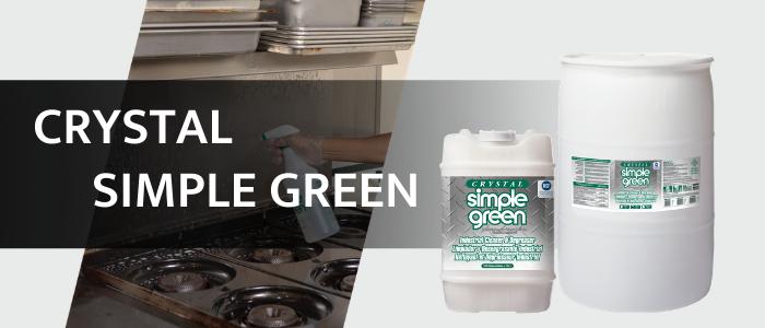 crystal simple green nsf kuhinja razmaščevanje